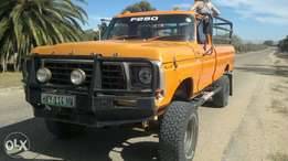 74 Ford F250 4x4 Auto Monster Truck