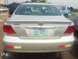 Neatly used 2005 Toyota Camry with good