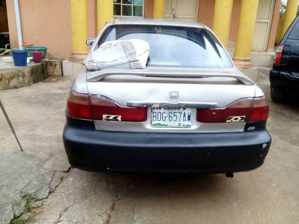 A neatly used Honda baby boy for sale. Enugu South - image 2