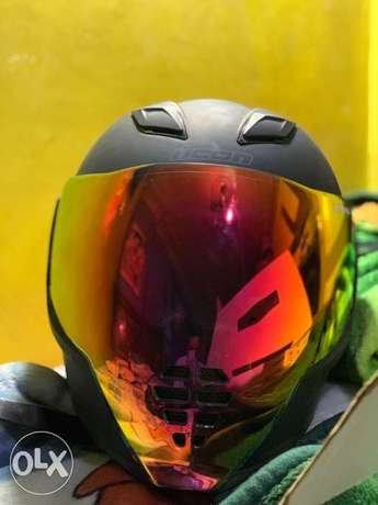 new icon airflite with two visor