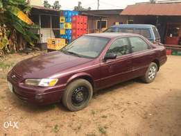 Neatly used Toyota Camry in very good shape at give away price