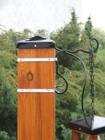 Lampa Ogrodowa Drewniana Led Jak Z Bajki Zawały Olxpl