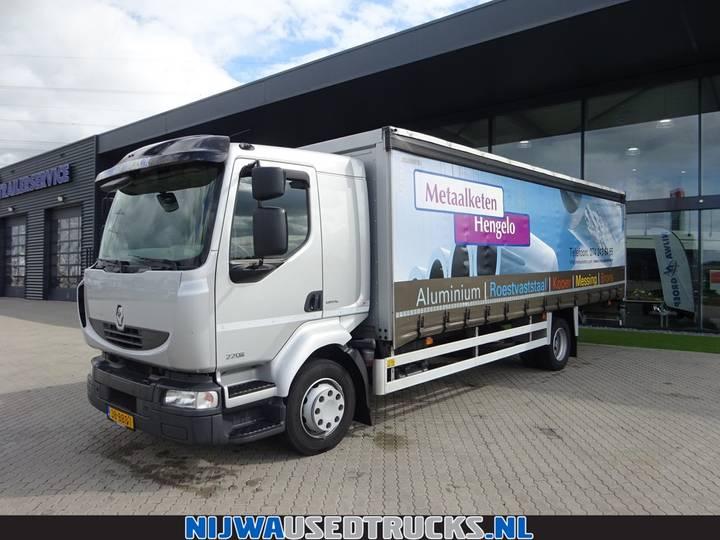 Renault Midlum 220 - 2013