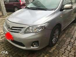 Factory sharp 2012 Toyota Corolla...Bought brand new with Thumbstart