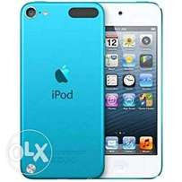 iPod 5 wanted