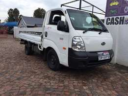 2012 kia k2700 2.7d workhorse tipper