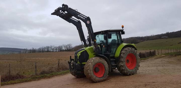 Claas arion 540 cis - 2014