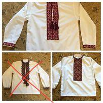 Вишиті сорочки на хлопчика від 6 до 13 років 6e6996988699c