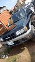 Isuzu Rodeo in a good working condition