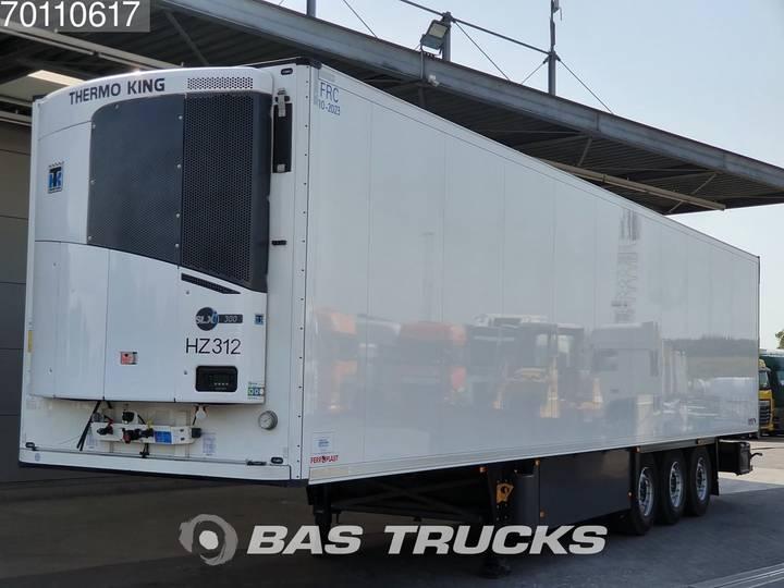 Schmitz Cargobull Thermo King SLXi-300 Palettenkasten SCB*S3B - 2017