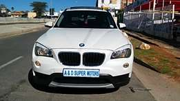 2013 BMW X1 sDRIVE20i Suv Automatic For Sale