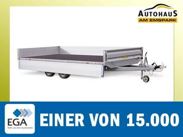 Humbaur HT 254118 Hochlader Niedrigversion 4100 x 1850 x