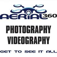 Aerial photos and videos service