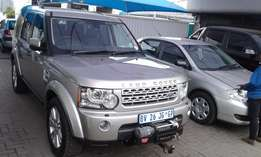 2012 Land Rover Discovery 4 HSE 5.0 V8 A/T