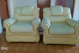 Used set of sitting room chairs