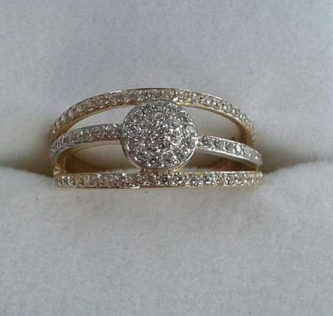 Split Shank Diamond Ring Randburg - image 2