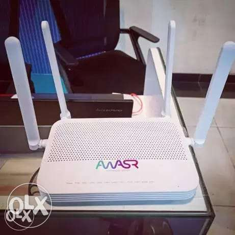 Awasr wifi fiber internet connection