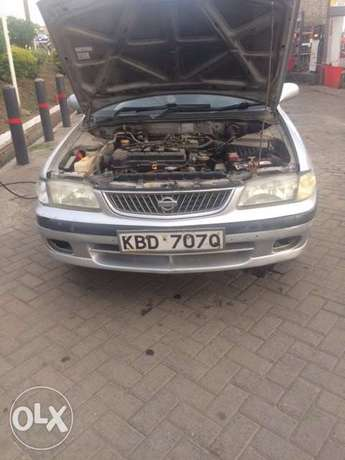 2001 Nissan B15 Manual gear Naivasha - image 5