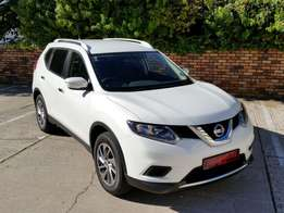 2015 Nissan X-Trail 1.6 Dci Design 7 Seater available