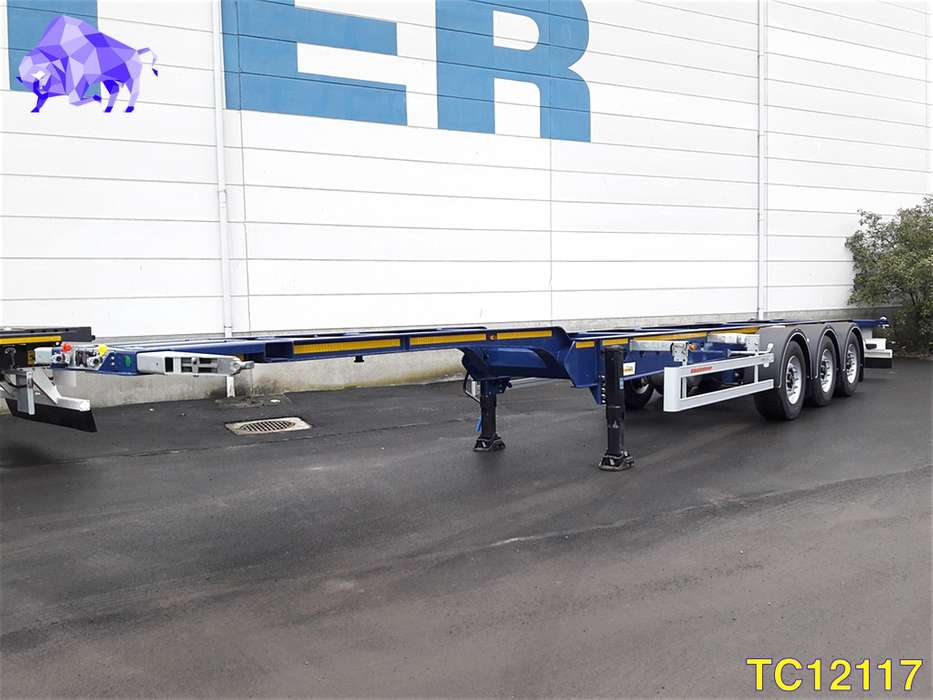 Kaessbohrer SHG.L Container Transport - 2018