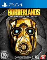 PS 4 Borderlands: The hansome Collection