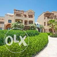 Apartment for Rent in El Gouna with Shared Pool and Lagoon