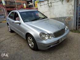 Mercedes benz c200 k, very clean and super classic, finance terms acc