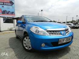Nissan tiida 2008 new shape