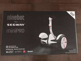 Segway miniPRO Smart Self Balancing Personal Transporter with Mobil ap