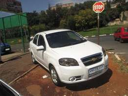 2014 model chevrolet aveo automatic 1.6 LS sedan for sale