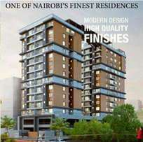 Exclusive offplan Apartments in the Heart of Kilimani