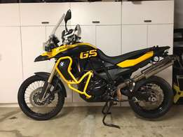 BMW F800GS in Immaculate Condition