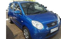 REDUCED: Picanto for sale. Really good deal. Call for more Info!