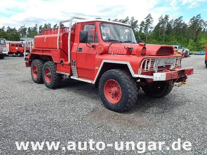 Alm Acmat Tpk 6-35c 6x6 Feuerwehr Firetruck 3.500l - 1988