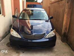 Toyota camry big daddy tokunbo direct from US for sale