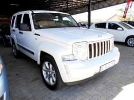 Jeep Cherokee 2.8 CRD Limited [White]