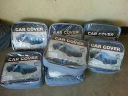 Car covers various sizes stocked now.