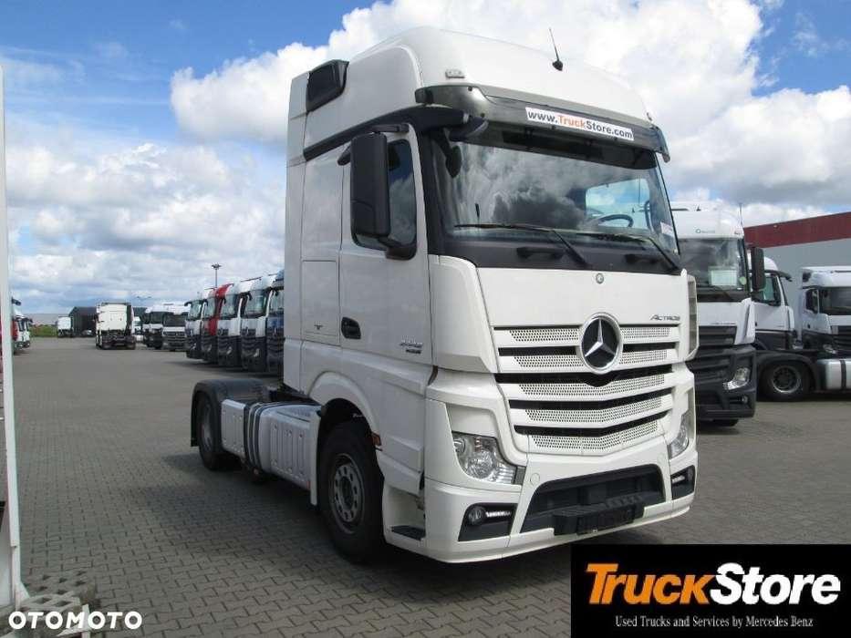 Mercedes-Benz Actros 2442 LS - 2013