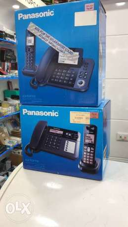 Panasonic handy With Base