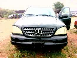 Mercedes ML 320 for sale
