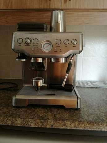 Breville Barista Coffee Machine Potchefstroom - image 1