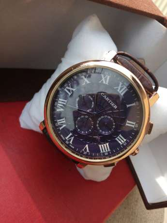 Automatic Cartier date and day watch Ibadan South West - image 2