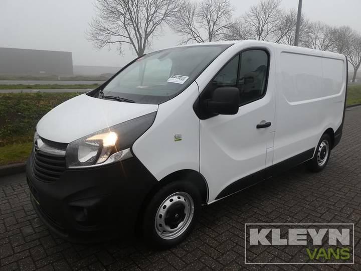 Opel VIVARO 1.6 CDTI l1h1, airco, 115 dkm - 2014