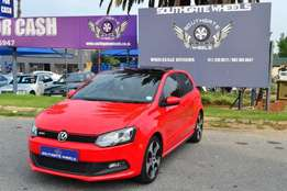 2013 Vw Polo GTI 1.4 TSI DSG in very good condition