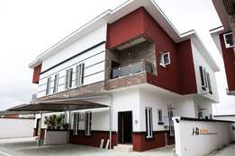4 bedroom semidetached duplex for rent.