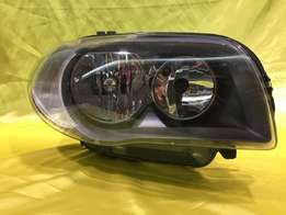 BMW1 series original head light* right side and left side