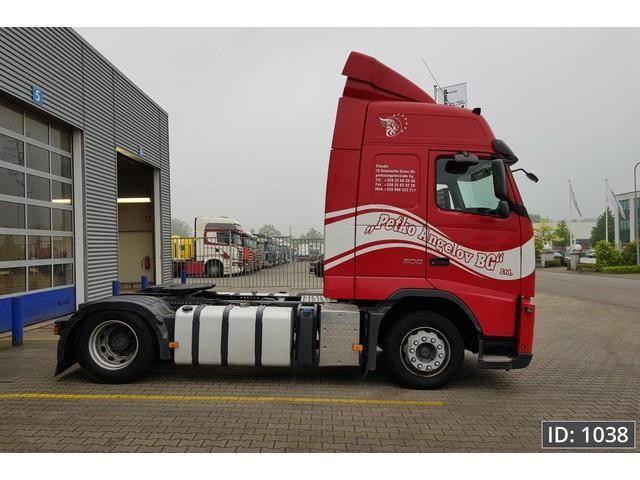 Volvo Fh13 500 Globetrotter, Euro 5 - 2012 - image 5