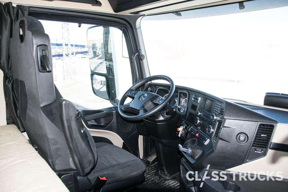 Mercedes-Benz Actros 1848 LS 4x2 BigSpace RETARDER, Side Skirt - 2017 - image 14