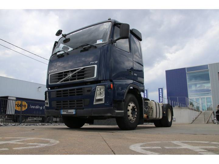 Volvo FH 12 420 + MANUAL + KIPHYDR. - 2004