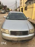 Audi A6 car in good working condition